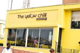 Yellow Chilli